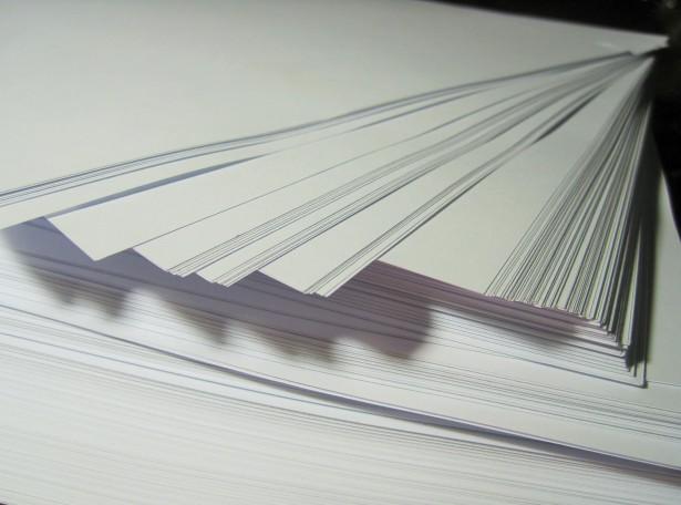 Papier do drukarki – jakie są rodzaje